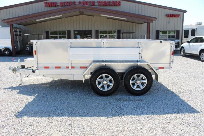 2018 Sundowner 7x12 dump trailer