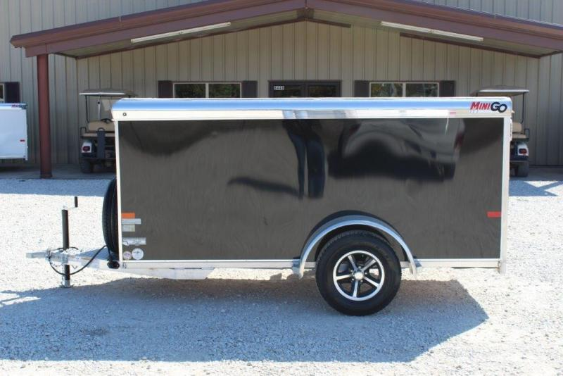 2018 Sundowner 4x10 MiniGo Trailer