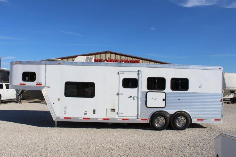 2008 Exiss 3 horse with  8