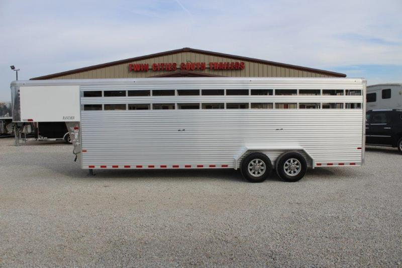 2018 Sundowner 24' Stock Trailer