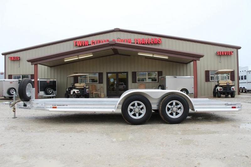 2021 Sundowner Trailers Car Hauler Car / Racing Trailer