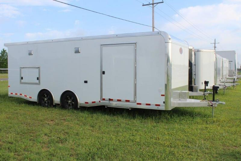 2020 Sundowner Trailers Race Car Series Car / Racing Trailer