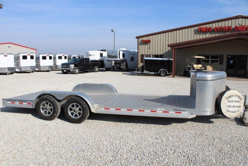 2016 Sundowner Car Hauler