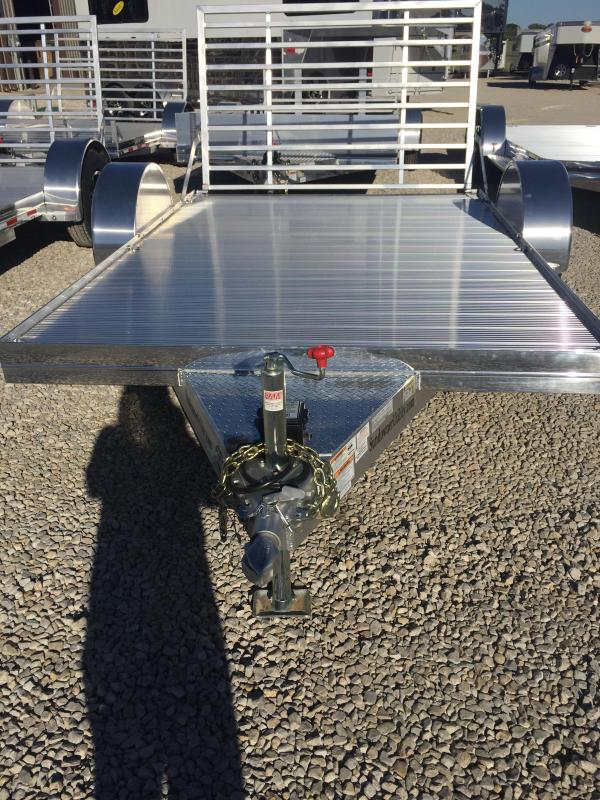 2017 Sundowner 10' Utility Trailer