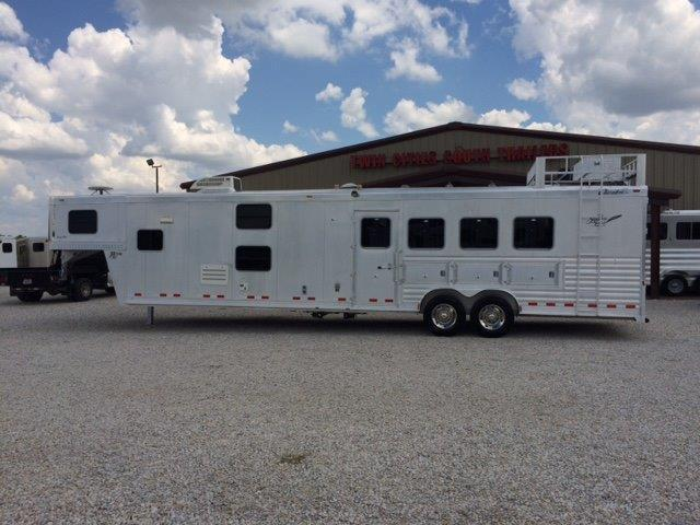 2007 Cherokee 4 horse with 16