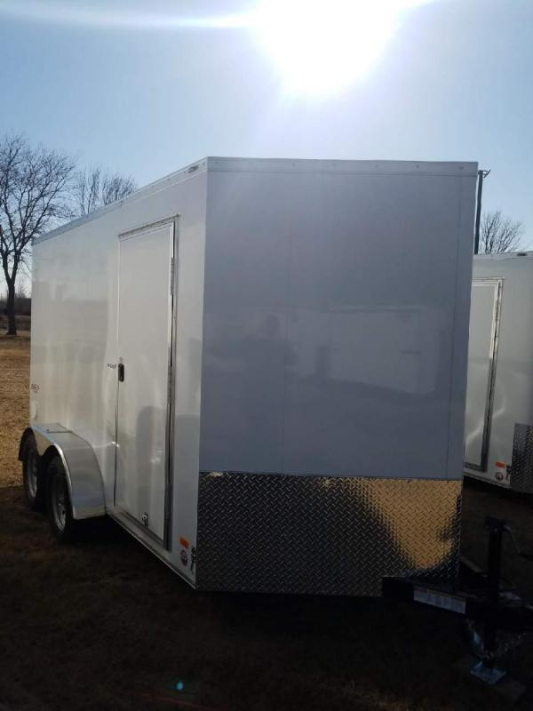 2018 Bravo Trailers SC712TA2 Enclosed Cargo Trailer