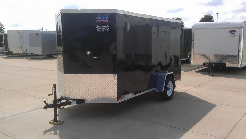 2019 United Trailers XLV-612SA30-S Enclosed Cargo Trailer