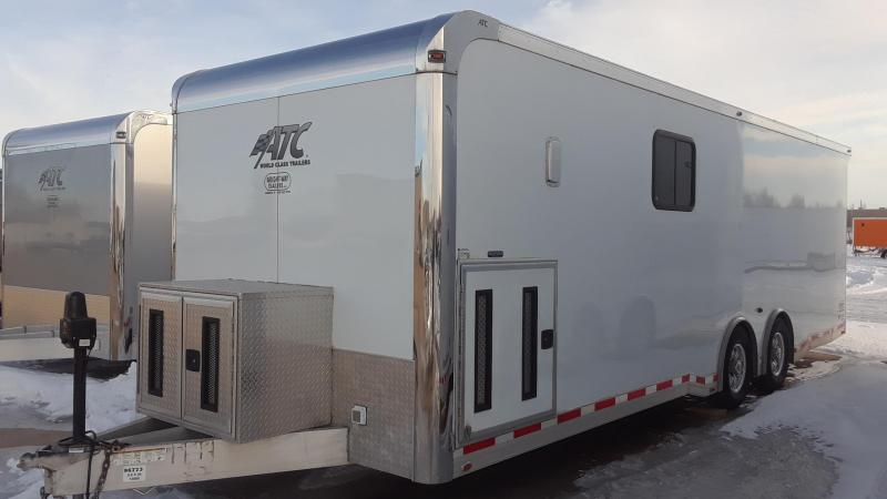 2014 ATC QUEST 85 X 26 Car / Racing Trailer