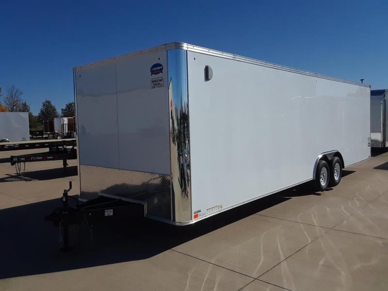 2019 United Trailers XLT-8.528TA50-S Car / Racing Trailer