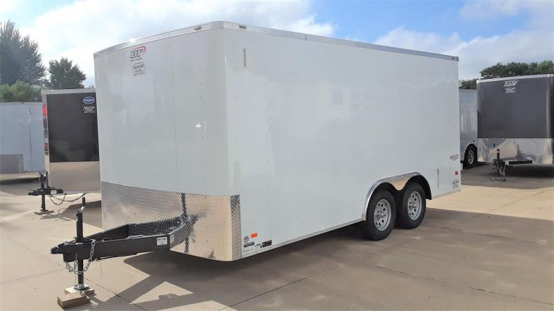 2020 Bravo 8.5X16 Enclosed Cargo Trailer