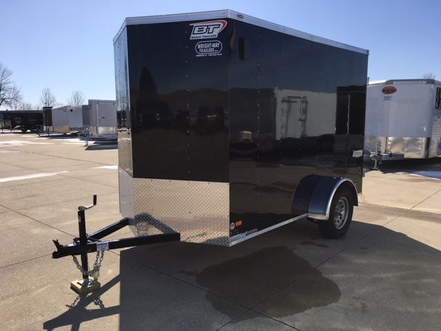 "2019 Bravo Trailers 6 x 10 18"" V Nose Enclosed Cargo Trailer"