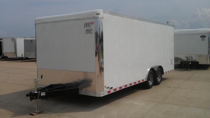 2019 Bravo Trailers ST8520TA3 Enclosed Cargo Trailer