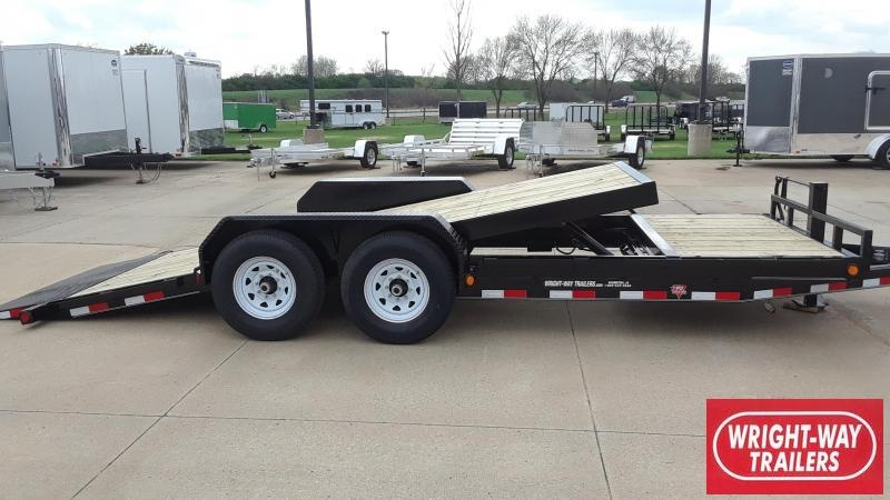 2020 PJ 20' Equipment Tilt Trailer