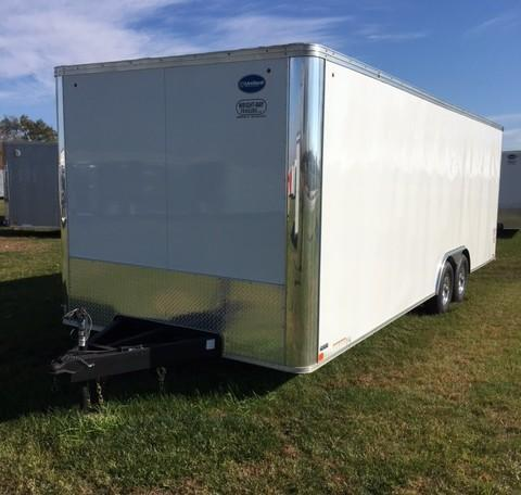 United XLT 8.5 x 24 Enclosed Car Trailer