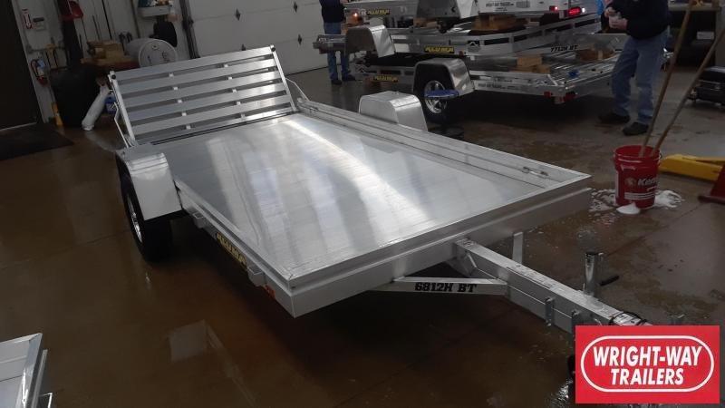 2020 Aluma 68X12 Aluminum Utility Trailer