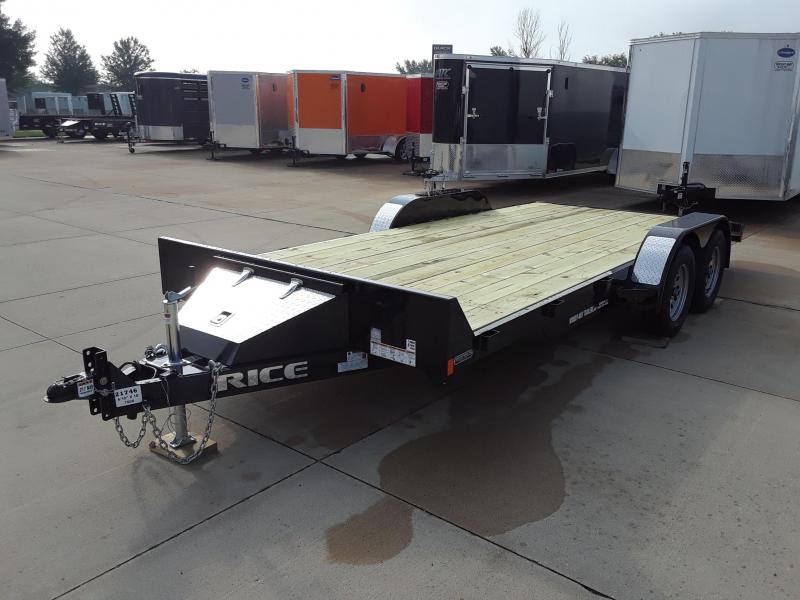 2019 Rice FMCR8218 Car / Racing Trailer