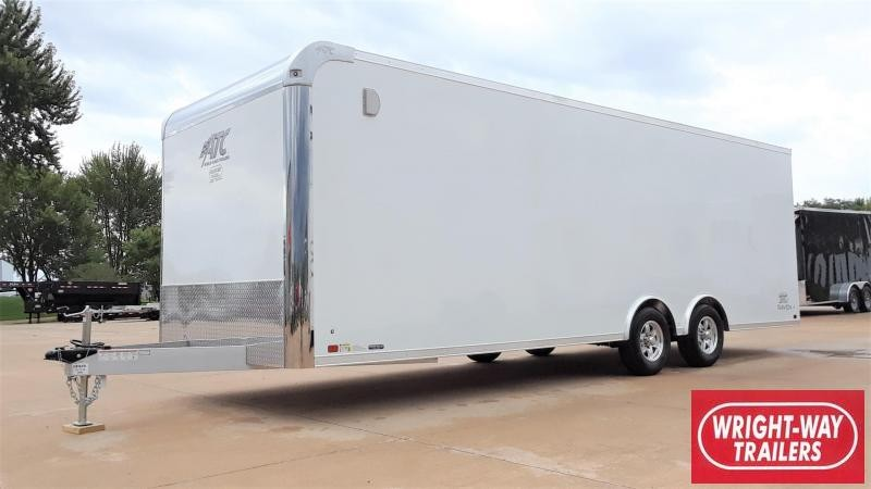 ATC RAVEN 8.5X24 Car / Racing Trailer Aluminum