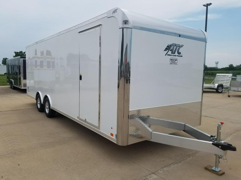 2019 ATC Raven 8.5x24 Car / Racing Trailer
