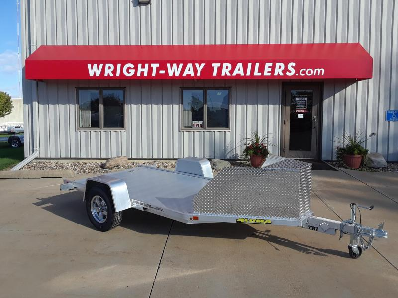 2018 Aluma TK1 Motorcycle Trailer