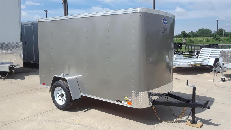 2020 United 5X10 Enclosed Cargo Trailer