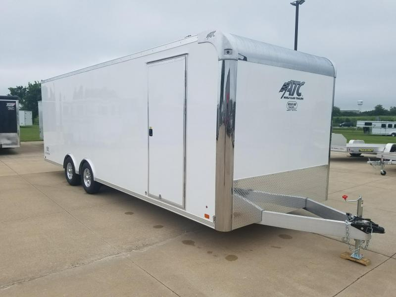 2019 ATC RAVEN 8.5X24 Car / Racing Trailer