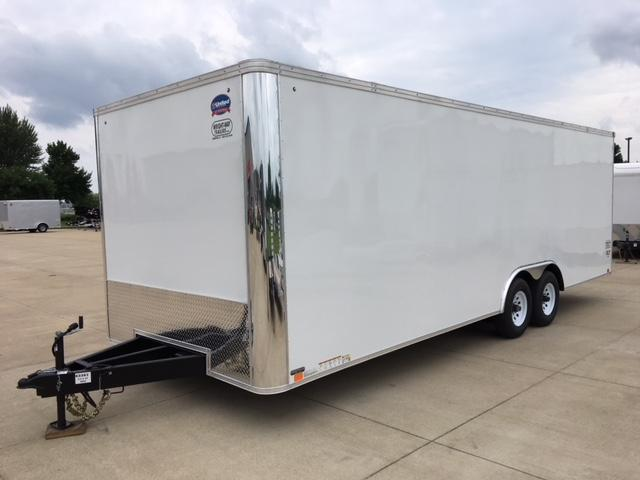 2019 United 8.5x24 Car / Racing Trailer