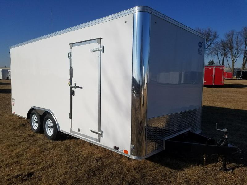 2018 United Trailers 8.5X18 XLT Car / Racing Trailer