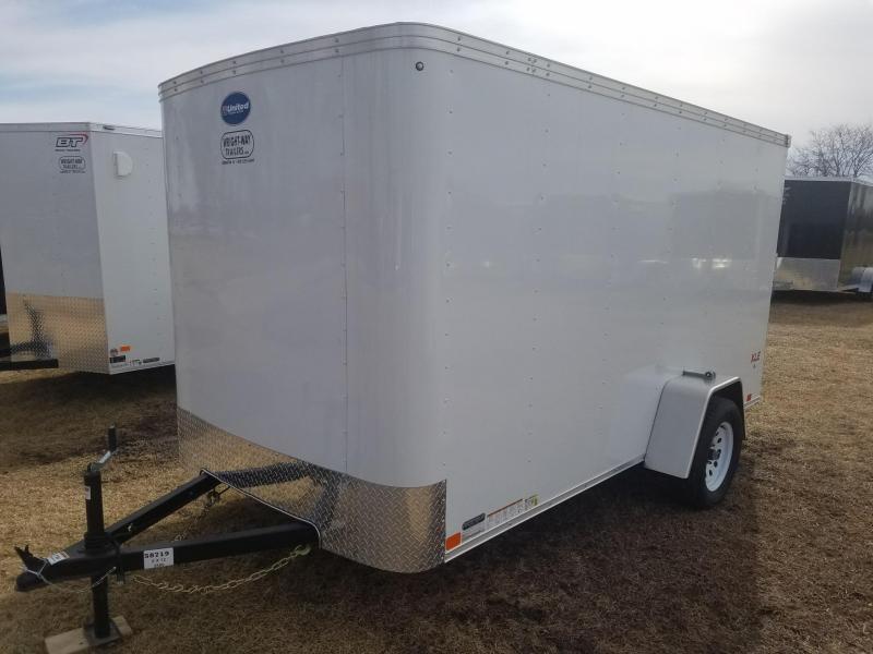 2018 United Trailers XLE 6X12 Enclosed Cargo Trailer