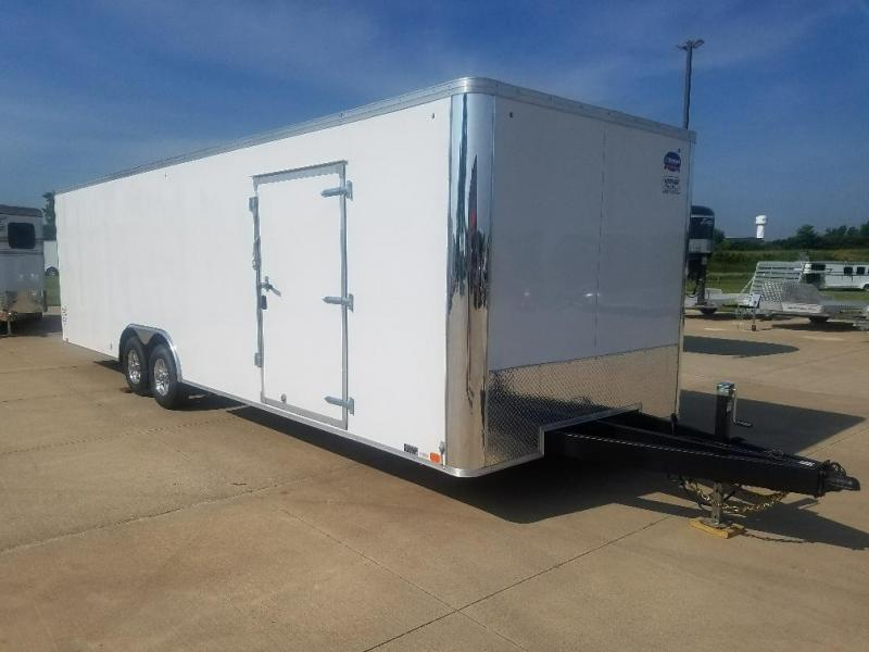 2019 United Trailers XLT 8.5X28 Car / Racing Trailer