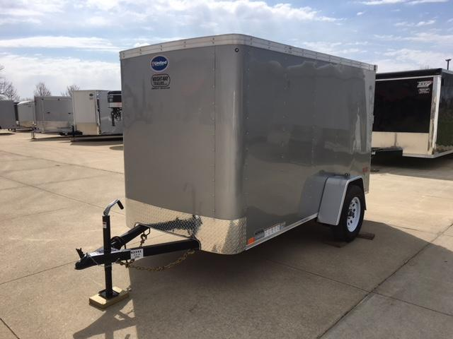 2019 United  XLE-5 X10 Enclosed Cargo Trailer