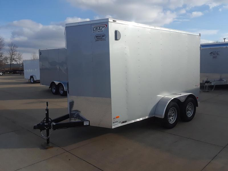 2019 Bravo Trailers 6X12 V-Nose Enclosed Cargo Trailer