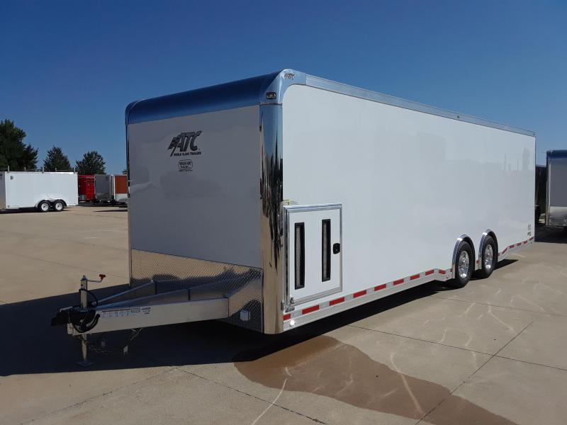 2019 ATC QSTAB85280-2T6.OK Car / Racing Trailer