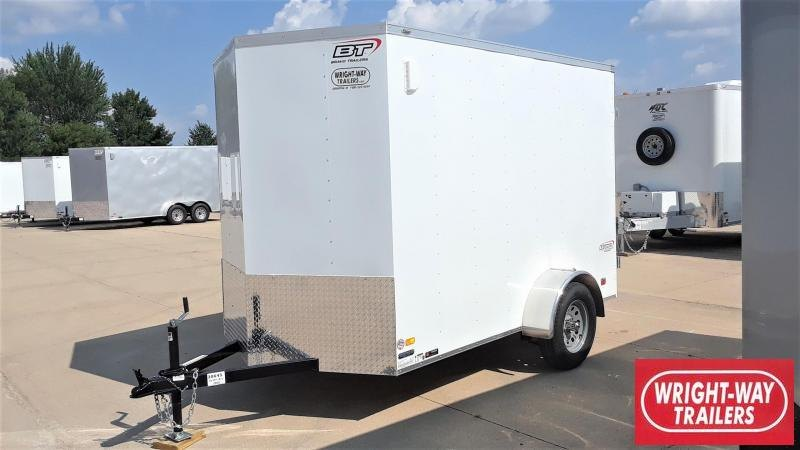 2020 Bravo 6X10 Enclosed Cargo Trailer