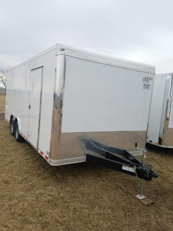 2018 Bravo Trailers ST8520TA3 Car / Racing Trailer
