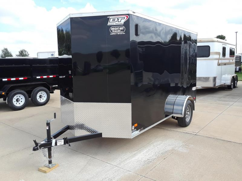2009 Bravo Trailers SC612SA Enclosed Cargo Trailer