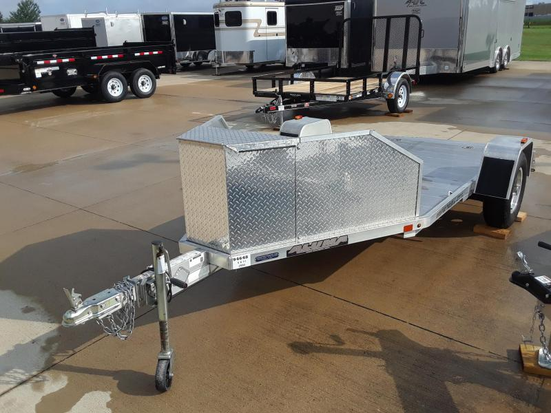 2013 ALUMA TK-1 Motorcycle Trailer (USED)