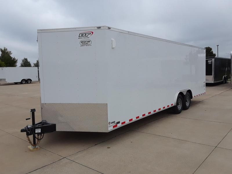 2019 Bravo Trailers 8.5X24 V-Nose Car / Racing Trailer