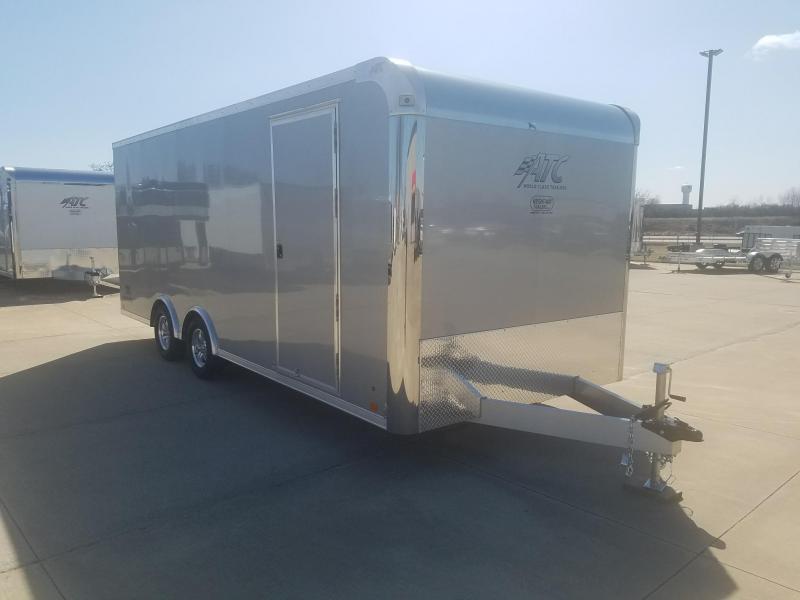2019 ATC 8.5 X 20 RAVEN CAR HAULER Car / Racing Trailer