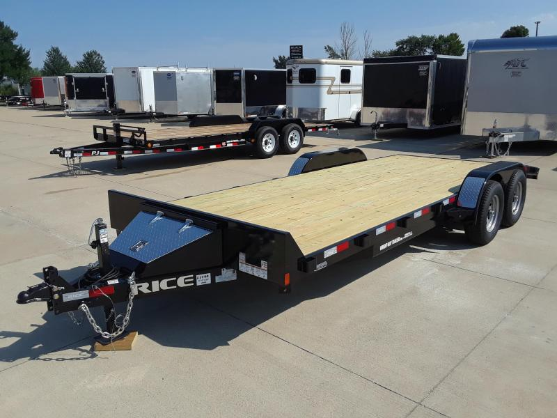 2019 Rice FMCMR8220 Car / Racing Trailer