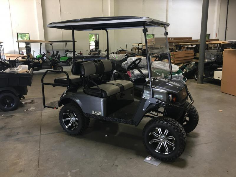 2019 E-Z-GO Express S4 Gas Golf Cart