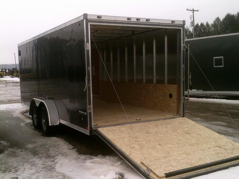 7x23 2019 Stealth Trailers snowmobile Material Handling