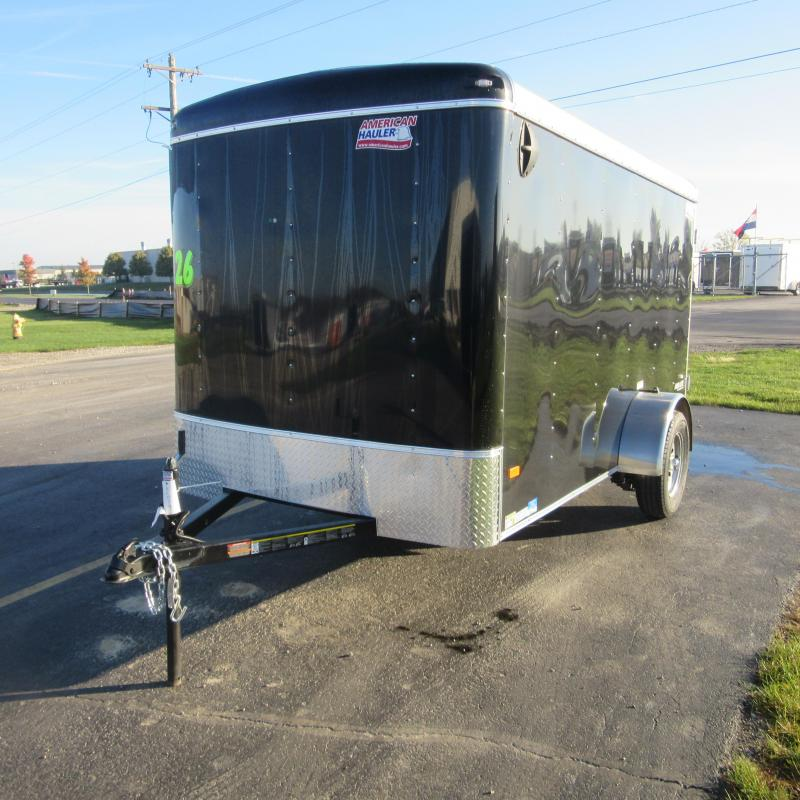 2017 American Hauler Industries 6x12 enclosed Enclosed Cargo Trailer
