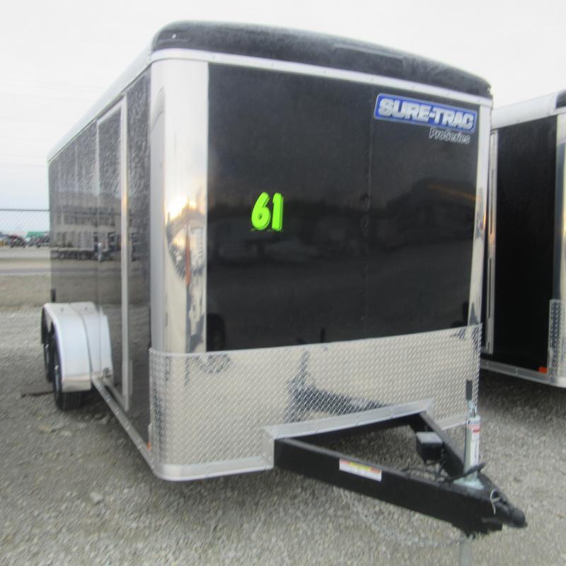2018 Sure-Trac 7 x 16 Pro Series RT Cargo TA 7K