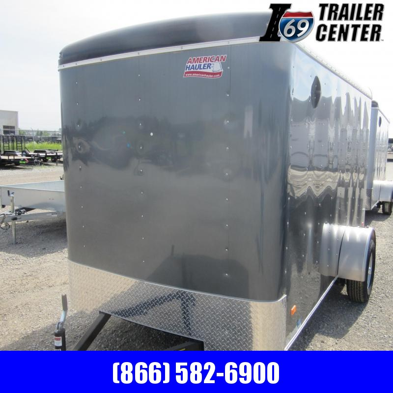 2019 American Hauler Industries ALC612SA Enclosed Cargo Trailer