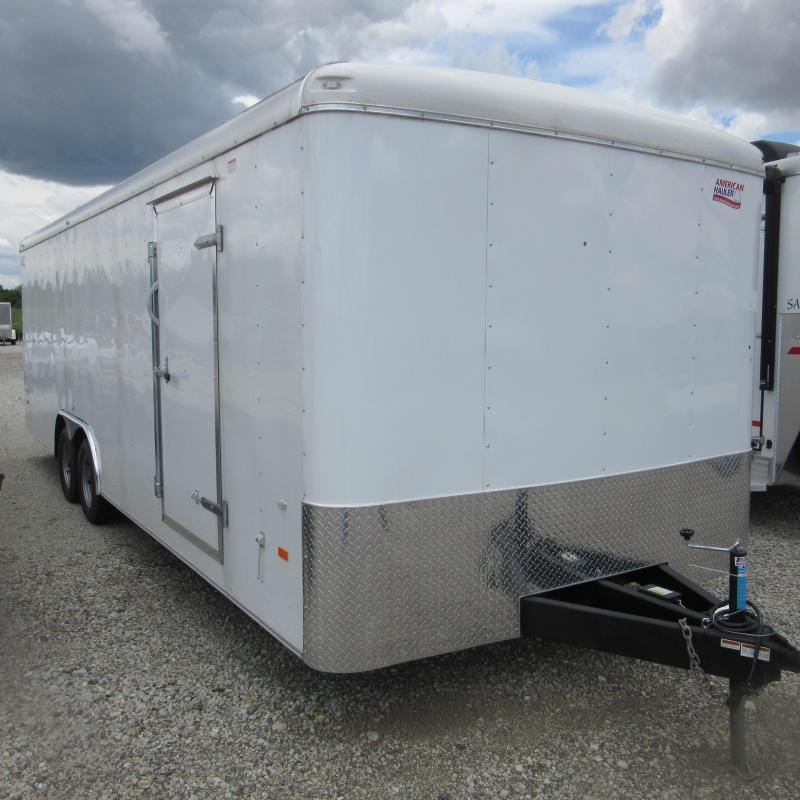 2017 American Hauler Industries 8.5x24 enclosed Enclosed Cargo Trailer