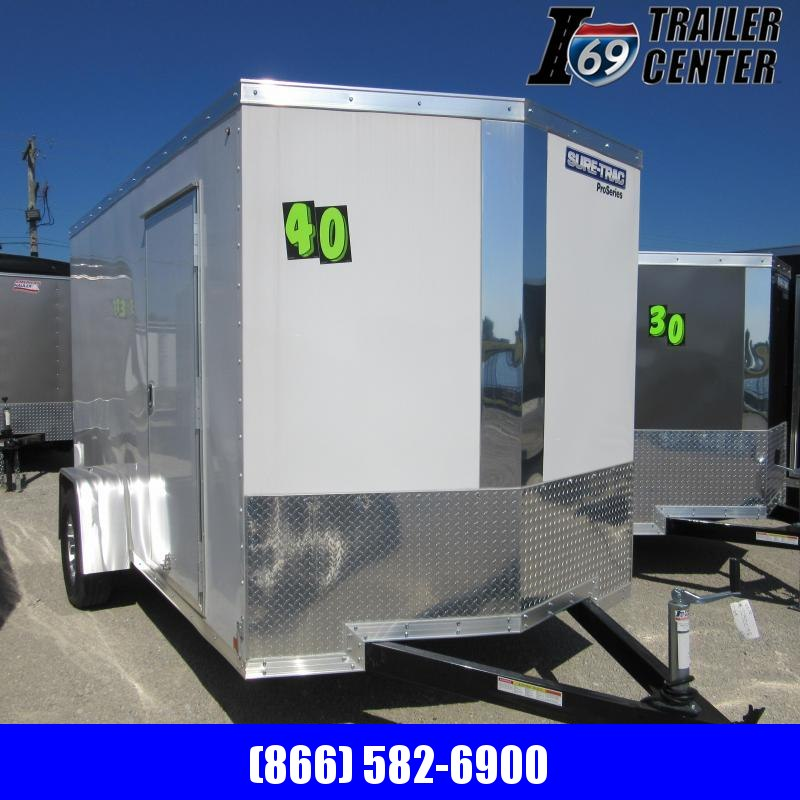 2020 Sure-Trac STW7212SA Enclosed Cargo Trailer