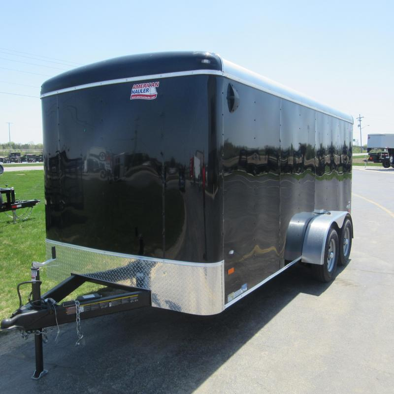2018 American Hauler Industries 7x14 enclosed Enclosed Cargo Trailer