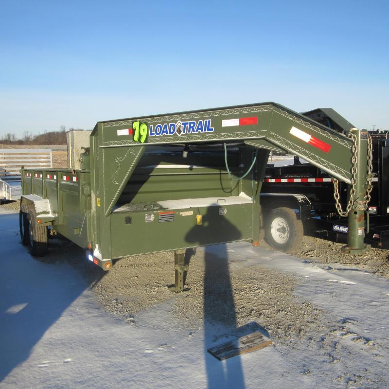2016 Load Trail 16 dump trailer Dump Trailer