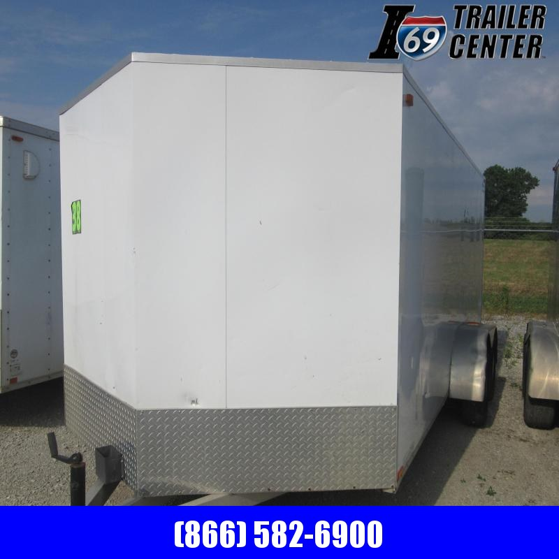 2011 Other 7x16 enclosed Enclosed Cargo Trailer