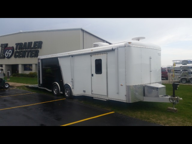 2014 American Hauler All Sport Round Top